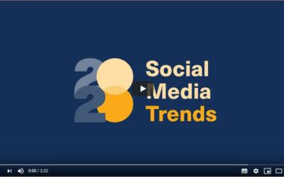 Les tendances pour 2020